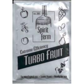 10x drożdże gorzelnicze TURBO FRUIT do nastawów owocowych