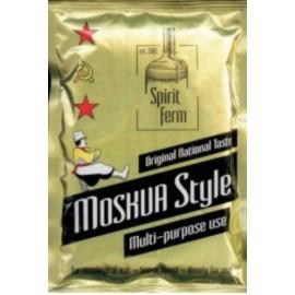 10x drożdże gorzelnicze MOSKVA STYLE TURBO do nastawów cukrowych