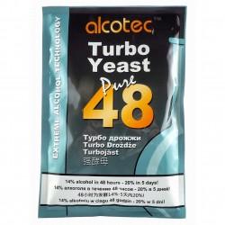 Drożdże gorzelnicze Alcotec Pure 48